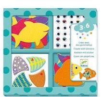 Pysselset - I Love Fishes