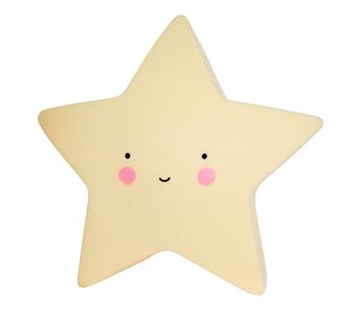 Nattlampa Gul Stjärna