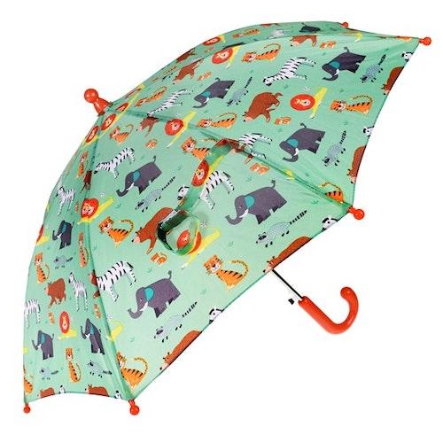 Paraply - Djurpark