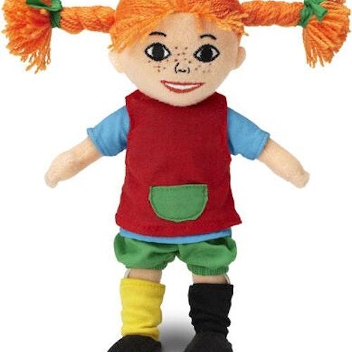Pippi Långstrump docka 20 cm