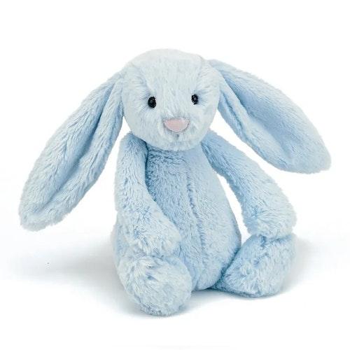 Bashful Bunny Blue 31cm