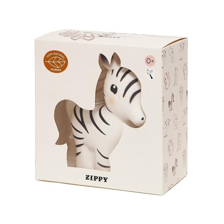 Bitleksak Zippy Zebra
