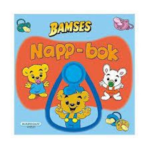Bamse - Nappbok