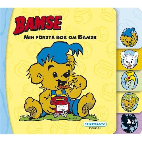 Bamse - Min första bok om bamse