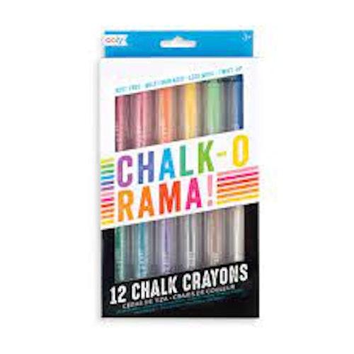 Chalk-O-Rama kritor