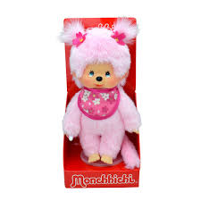 Monchhichi - Flicka cherry
