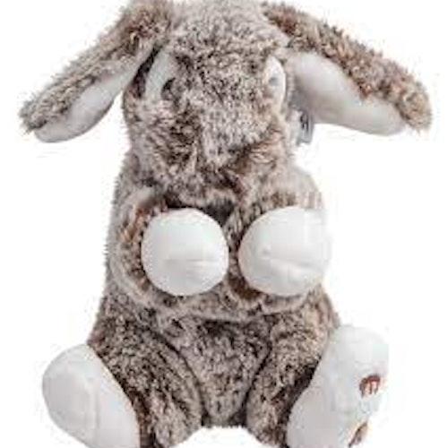 Liten brun kanin - Luna 16 cm