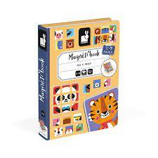 Magnetbok - Mix och Match