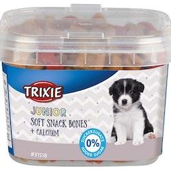 Junior Soft Snack Bones med kalcium, 140 g