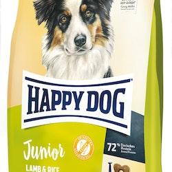 HappyDog Junior Lamb & Rice 10 kg