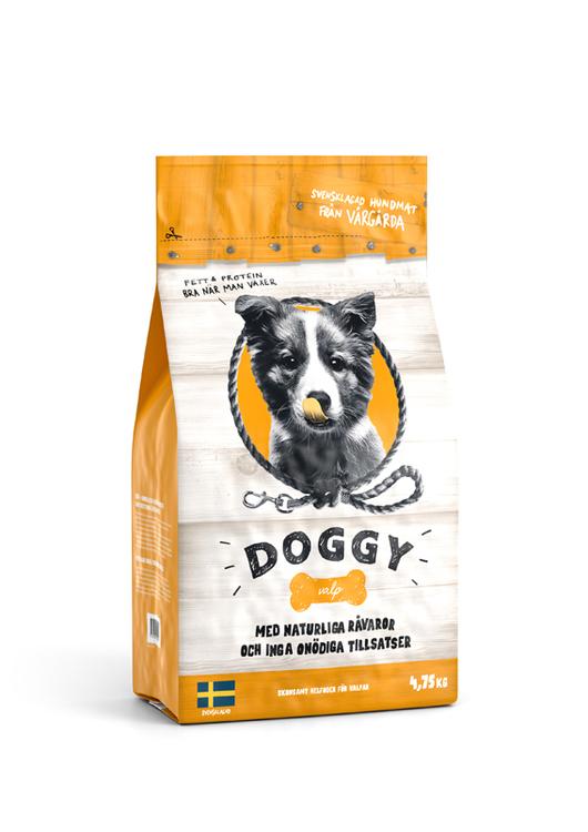 Doggy valp 4,75 kg