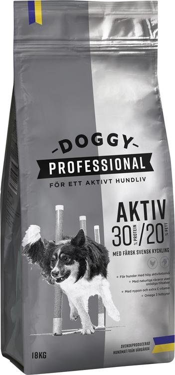 Doggy Professional Extra Aktiv 18 kg