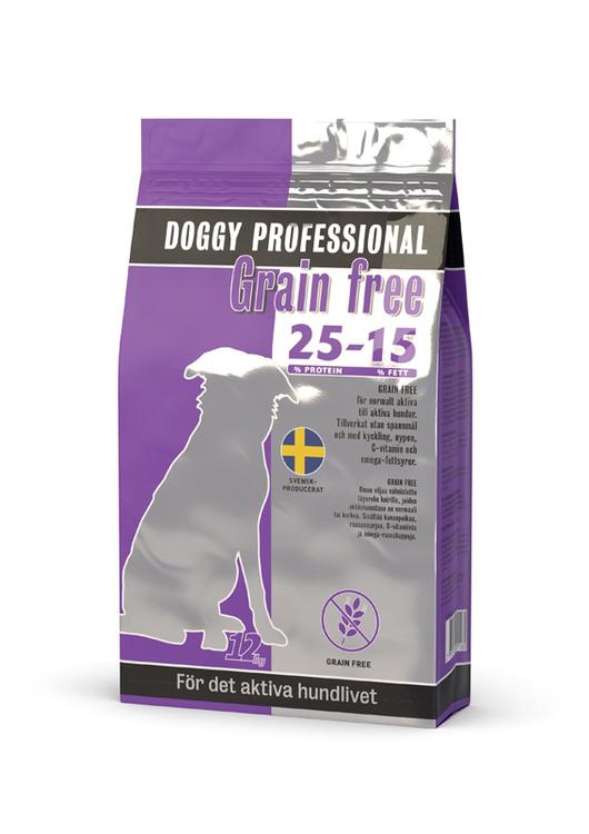 Doggy Professional GrainFree 12 kg