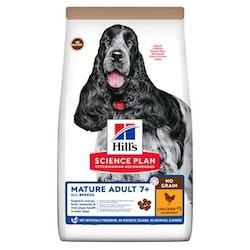 Hills Canine Mature Adult NoGrain Chicken 14kg
