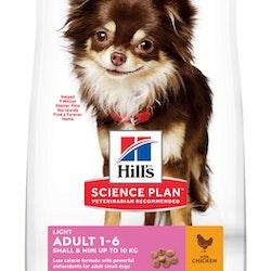 Hills Canine Adult Light Small&Mini Chicken 1.5kg
