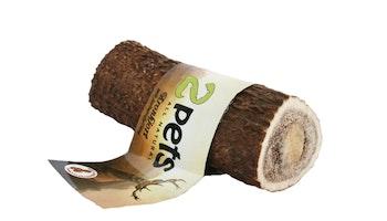 2pets Tugghorn, hjort med jordnötssmör