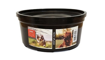 Active Canis Non-splash Bowl Black 1,4 liter, 18 cm