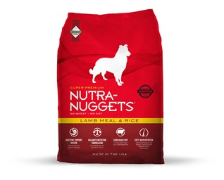 Nutra Nuggets Lamb & Rice