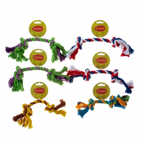 Party Pets Silent Rope, 25 cm