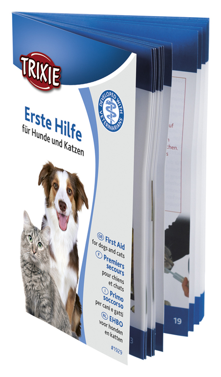 Första Hjälpen set för hund/katt