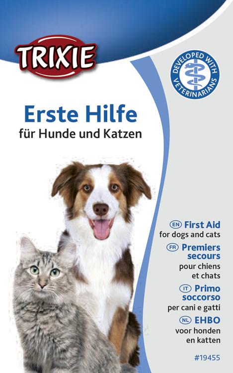 Första Hjälpen, premiumkit för hund/katt