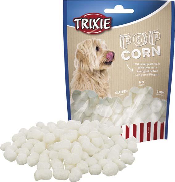 Popcorn med leversmak, 100 g