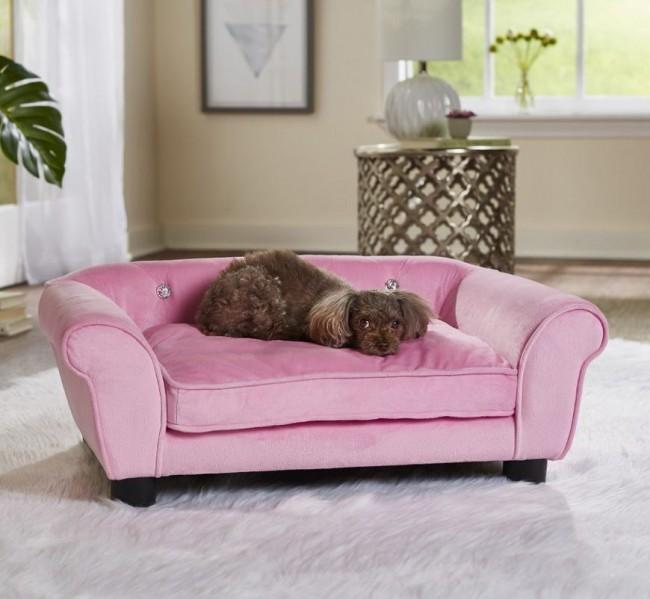EHP Cleo Sofa Pink 71,12x44,13x29,21 cm