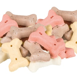Hundkex, Cookie Snack Mini Bones i hink, 1,3 kg