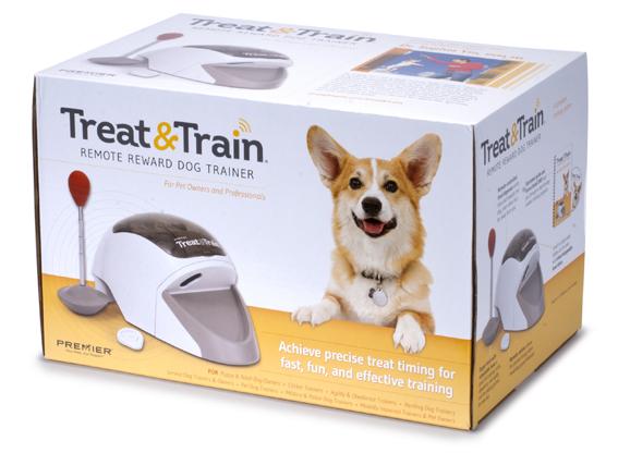 PetSafe Treat & Train Remote Reward Dog Trainer