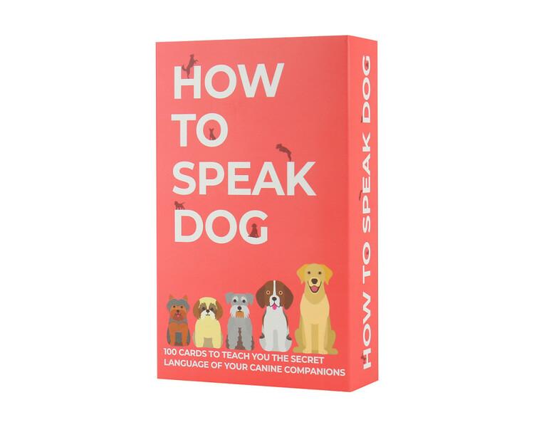 Kort Speak Dog