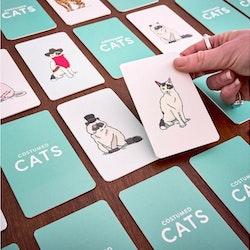 Memoryspel Costume Cats