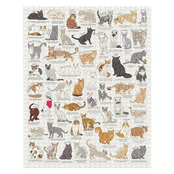 Pussel Cat Lovers