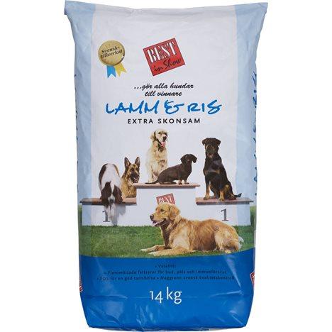 Best in Show Lamm & Ris 14kg