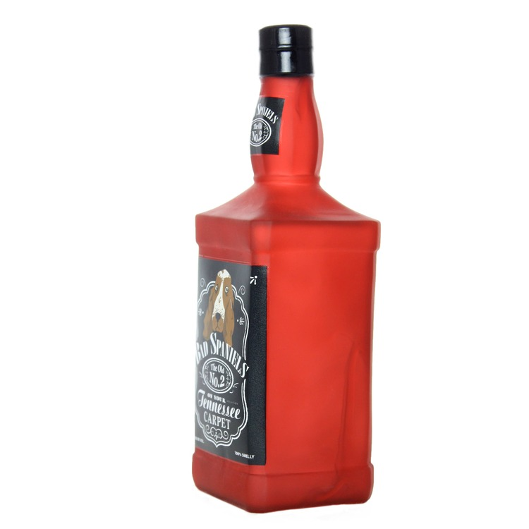 Silly Squeaker Liquor Bottle Bad Spaniels
