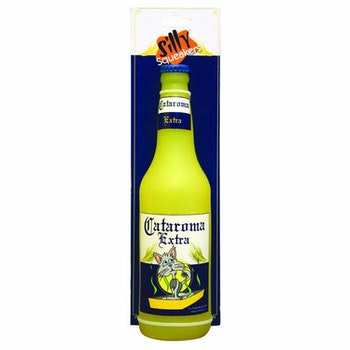 Silly Squeaker Beer Bottle Cataroma