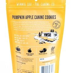 Pumpkin Apple Canine Cookies