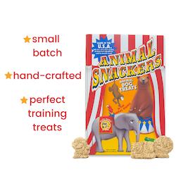 Animal Snackers - Peanut Butter