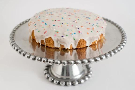 Vanilla Birthday Cake Mix w/Sprinkles & Frosting Mix