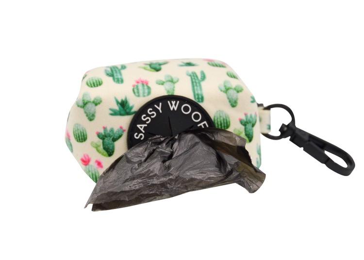 Sass on Point' Dog Waste Bag Holder