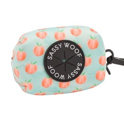 Peach, Please' Dog Waste Bag Holder