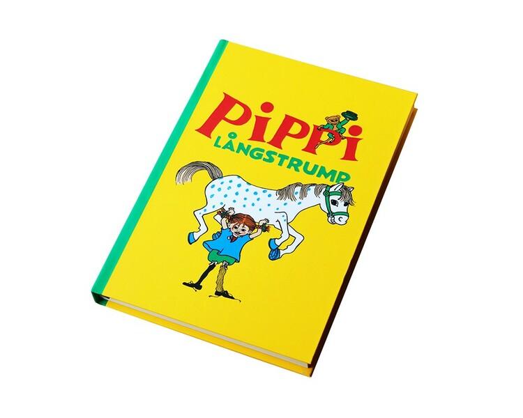 Skrivbok A5 Pippi Långstrump