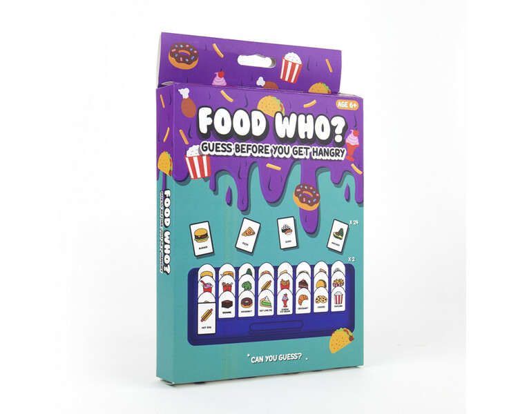 Spel Food Who