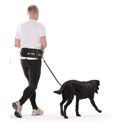 D&D joggingbälte m expanderlina L