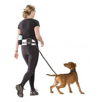 D&D joggingbälte m expanderlina S