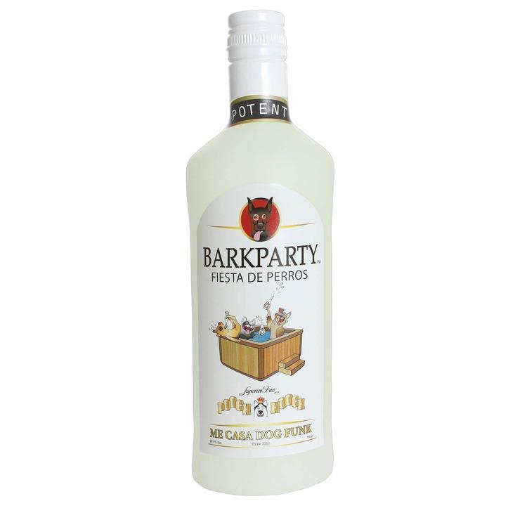 Silly Squeaker Liquor Bottle Bark Party