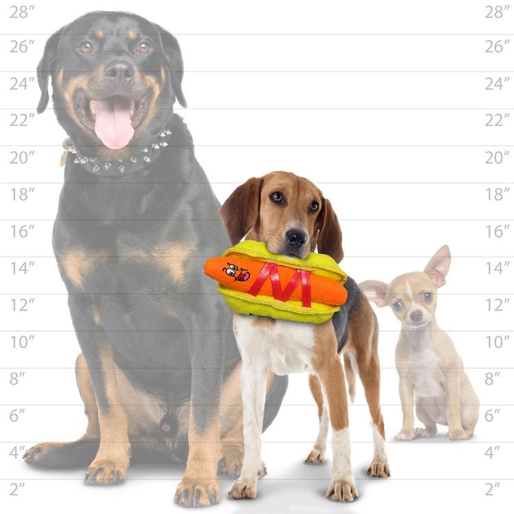Tuffy Funny Food HotDog