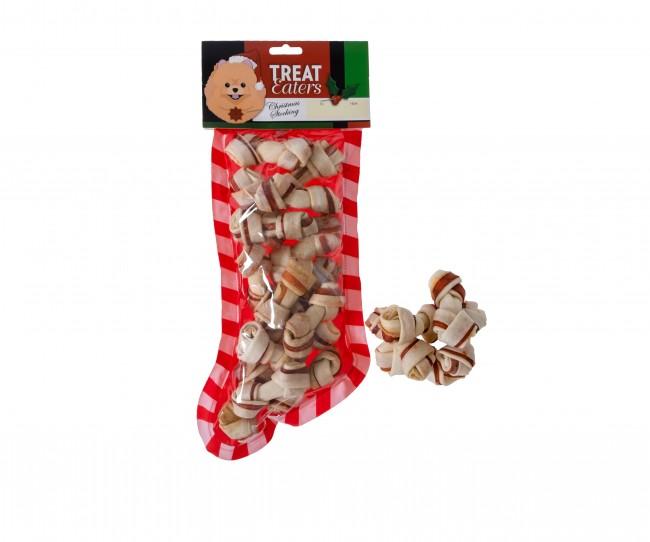 Treateaters Christmas Stocking, 180 g