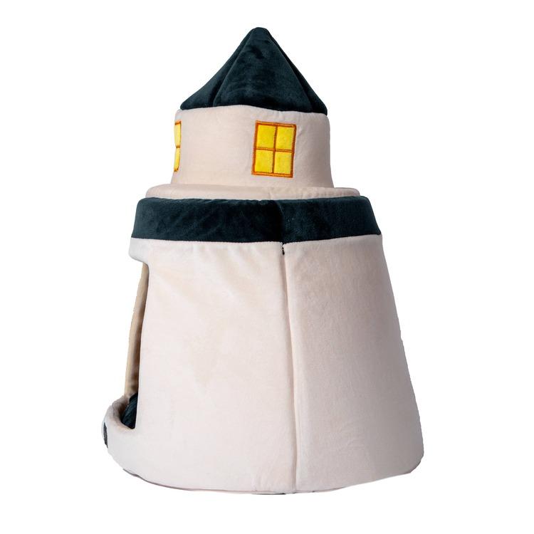 Light House Hut Dog & Cat Bed