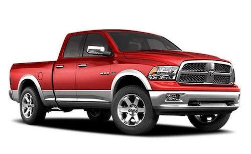 Dodge Ram Quad