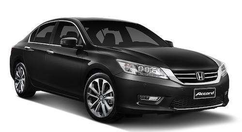 Honda Accord sedan (EU)